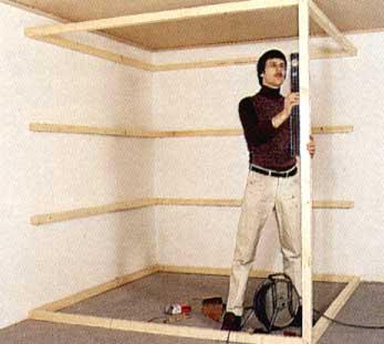 bilderserie fotoserie ber den selbstbau mit einem. Black Bedroom Furniture Sets. Home Design Ideas